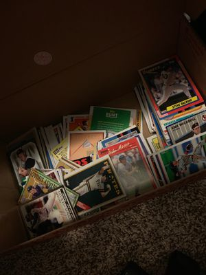 Baseball cards for Sale in Georgetown, TX
