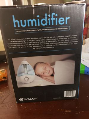 AVALON HUMIDIFIER for Sale in Las Vegas, NV