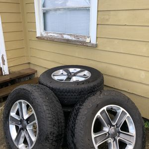 Jeep Wheels for Sale in Port Orchard, WA
