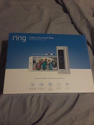 Ring Video Doorbell Pro for Sale in Riverside, CA