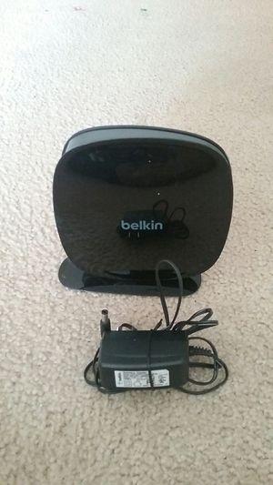 Belkin N600 DB wireless n+ router for Sale in Germantown, MD