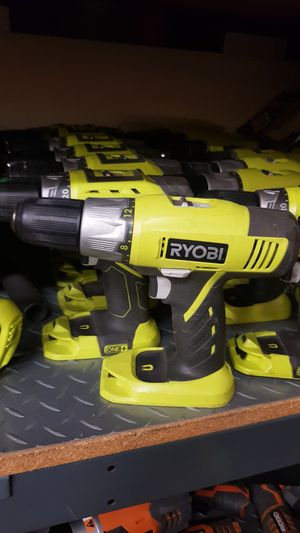 RYOBI 18V CORDLESS SPEED DRILL DRIVER TOOL ONLY BRAND NEW for Sale in San Bernardino, CA