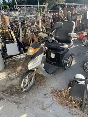 Scooter for Sale in San Jacinto, CA