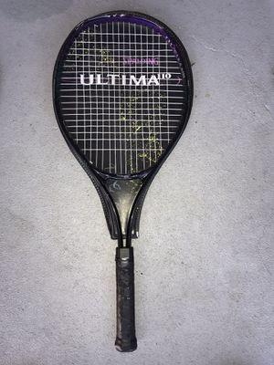 Spaulding Ultima 110 Tennis Racket for Sale in Saginaw, TX