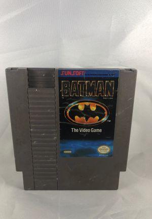 Batman Nintendo NES for Sale in Maplewood, MO