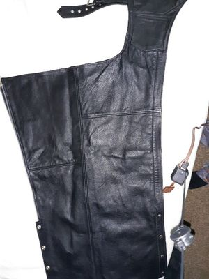 Motorcycle chaps great for Harley Davidsons for Sale in Wood River, IL