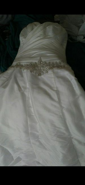 Wedding dress size 9 for Sale in Aurora, CO