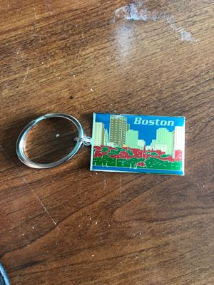 Boston Keychain for Sale in Redmond, WA