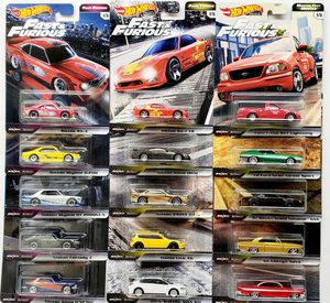 HOT WHEELS FAST AND FURIOUS SETS for Sale in Overland Park, KS