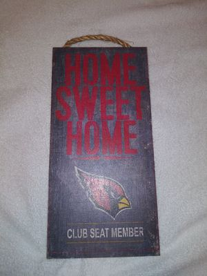 Arizona Cardinals Official Authentic Wall Plaque for Sale in Surprise, AZ