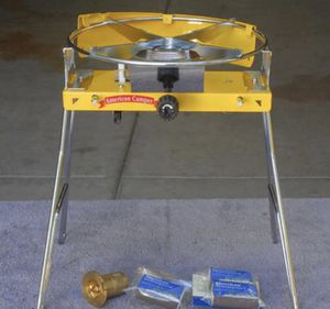American Camper Stove for Sale in Salt Lake City, UT