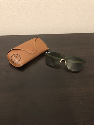 Ray Ban Blaze Clubmaster Sunglasses for Sale in Richmond, TX