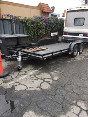 Car hauler/trailer for Sale in Los Angeles, CA