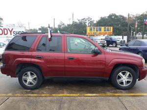 2006 Chevy trail blazer,bajos pagosa 1000$ enganche for Sale in Houston, TX
