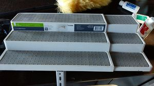 Style Selections 14.5-in x 9.6-in Plastic Multi-Use Insert Drawer Organizer for Sale in Tukwila, WA