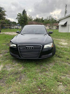2013 Audi A8L for Sale in North Miami, FL