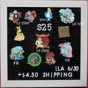 Disney Pins for Sale in Hanson, MA