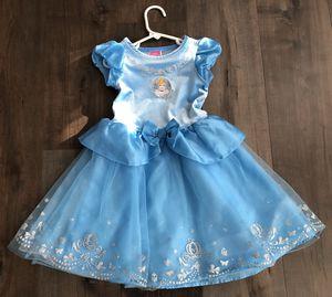 Cinderella Dress Costume - 2T for Sale in Santa Ana, CA