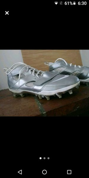 Men's 12 1/2 Nike cleats Huarache for Sale in Reading, PA