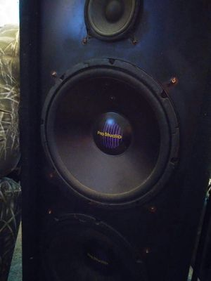 15inch subwoofers for Sale in Murfreesboro, TN