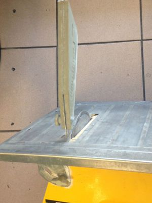 """Workforce THD550 Tile saw wet Cutter w/7"""" blade for Sale in Miami, FL"""