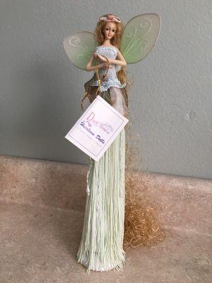 Duck House Heirloom Porcelain Collector Doll for Sale in Sarasota, FL