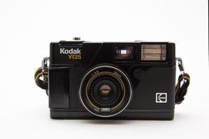 Kodak VR35 K5 35mm Film Camera + Case! for Sale in Chula Vista, CA