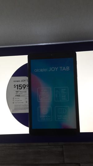Alcatel Joy Tablet for Sale in Brenham, TX