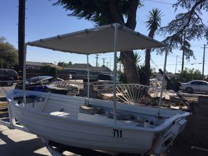 Fishing boat for Sale in Fontana, CA