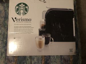 Starbucks verisimo coffee/ expresó maker for Sale in Dallas, TX