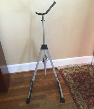 Ingles Cello/Bass Stand with Bow Holder for Sale in Tuscaloosa, AL