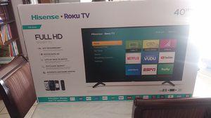 Hisense roku tv for Sale in Farmers Branch, TX