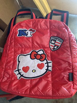 Hello kitty back pack for Sale in Westminster, CA
