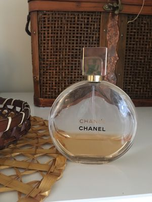 Chanel chance perfume for Sale in Vienna, VA
