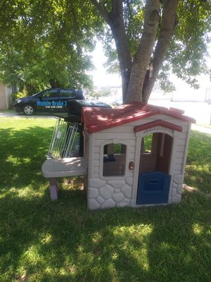 Outdoor playhouse for Sale in San Antonio, TX