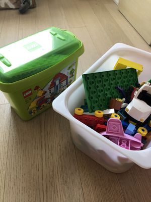 Lego duplo for Sale in Brooklyn, NY