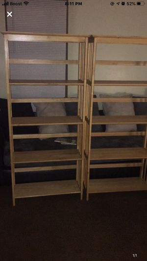Handmade wooden shelves for Sale in Monroe, LA