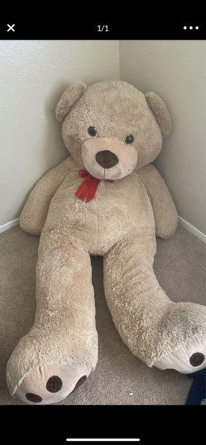 Big teddy bear for Sale in Dallas, TX
