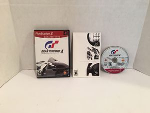 Playstation 2 ps2 Grand Turismo 4 Game for Sale in San Bernardino, CA