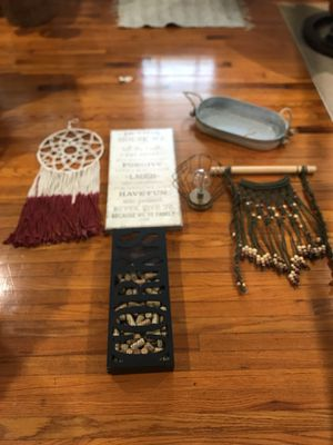 Home decor for Sale in Lakeland, FL