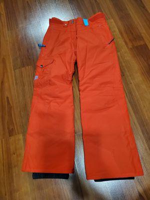 Salomon ski /snowboard pants youth 8y (128cm) Rare for Sale in Carol Stream, IL