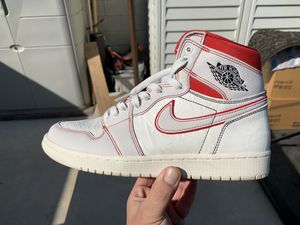Jordan 1 phantom red for Sale in Norwalk, CA