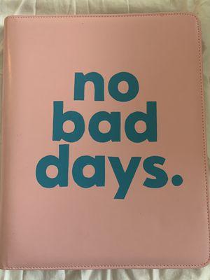 Ban.do Pink Portfolio Folder with pockets for Sale in Davie, FL