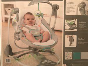 Ingenuity Convert Me Swing 2 Seat for Sale in Houston, TX