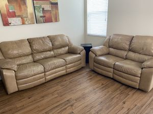 Free Sofa and Love Seat for Sale in Orlando, FL