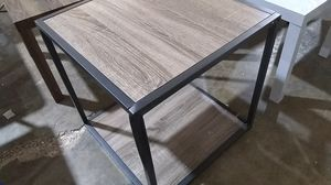 End table scratch and dent item for Sale in Dallas, TX