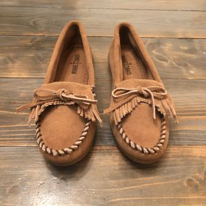 Minnetonka moccasins for Sale in Round Rock, TX