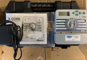 Hunter-XCore 8 Station Water Sprinkler Sys. for Sale in Fort Worth, TX