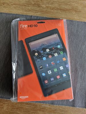 "Brand New Unopened Amazon Fire 10"" Tablet for Sale in McLean, VA"