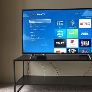 "43"" TCL ROKU SMART TV for Sale in Dallas, TX"